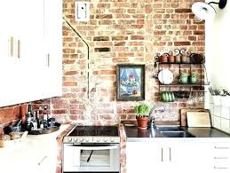 kitchen backsplash brick photos of vintage brick veneer brick veneer backsplash kitchen