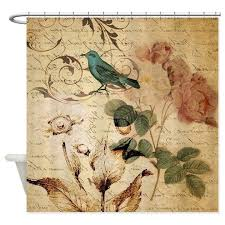 Vintage Style Shower Curtain Vintage Shower Curtains Scalisi Architects