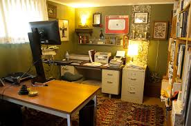 Basement Office Design Ideas Home Office Design Adding Space For Crafts In My 9 U0027 X 14