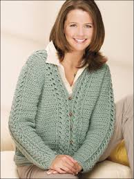 free crochet patterns for sweaters crochet cardigan patterns sea spray cabled cardigan