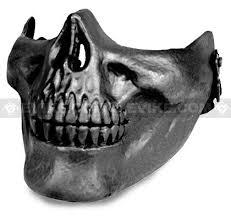 Skeleton Mask Avengers