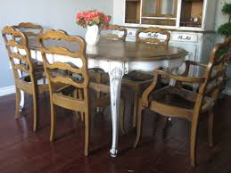 stunning country french dining room set contemporary home design