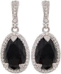 judith ripka earrings judith ripka pear cut black onyx sapphire earrings where to buy