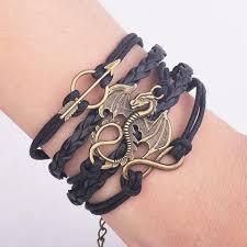 dragon wrap bracelet images Dragon lovers etify jpg