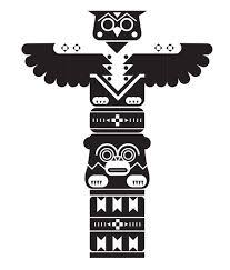 northwest coast totem pole native american pinterest totems
