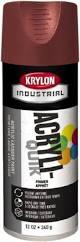 krylon brown color paint mscdirect com