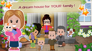 Download Home Design Dream House Mod Apk by Family House Mod Money Gudang Game Android Apptoko