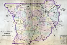 Pennsylvania Township Map by Welcome To Delaware County Pa History