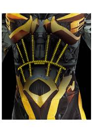transformers halloween costumes transformers revenge of the fallen bumble bee child costume 92