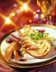 cuisine homard le homard grillé de noël gourmand recettes de cuisine