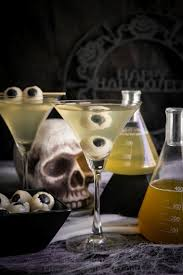 drink recipes for halloween spooky cocktails for a party