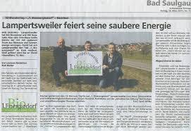 Szon Bad Saulgau Bioenergiedorf Schwaebische Drehers Erlebnishof