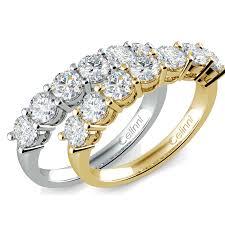 alliance en diamant demi alliances femme et bagues mariage diamants en or en