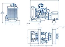 vp 40 diesel generators southwest products