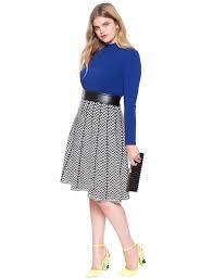 Women S Plus Size Petite Clothing Printed Sweater Skirt Women U0027s Plus Size Skirts Eloquii