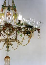 Tea Cup Chandelier Chandeliers By Madeleine Boulesteix