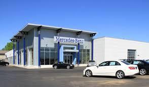 mercedes showroom exterior elite mercedes mercedes dealership springfield mo berkshire