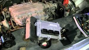 2004 honda odyssey engine mounts 2005 odyssey ex motor mount replacement pt1