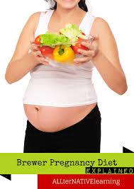brewer diet for pregnancy