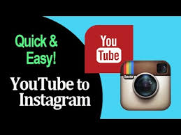 instagram the quickest way to upload your youtube videos to