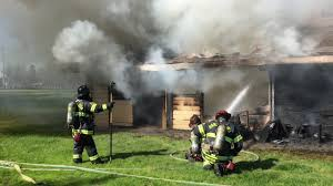 Barn Fires Barn Fire On Occidental Road In Santa Rosa Youtube