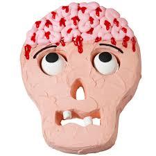 halloween skull cake pan wilton