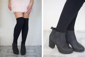 6 ways to wear knee socks without looking like a