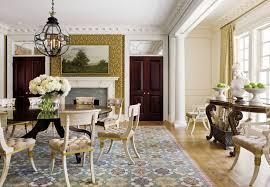 Magnificent Elegant Interior Design Elegant Traditional Home - Colonial home interior design