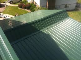 Corrugated Asphalt Roofing Panels by Canada Roofing U0026 Grey Slate Roofing Job