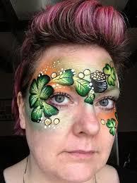 175 best face paint st patty u0027s designs images on pinterest face