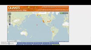 Global Incident Map 3 4 Magnatude Earthquake Ohio Rapture Watch Alert Swarm Of