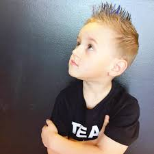 crown spiked hair styles little boy hairstyles 81 trendy and cute toddler boy kids