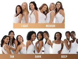 light medium skin tone understanding your skin tone and undertones the blondeshell