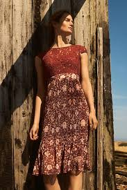 Pierre Dress Anthropologie 117 Best Color Us Crimson Images On Pinterest Red