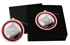 world series chions commemorative coins clay county savings bank