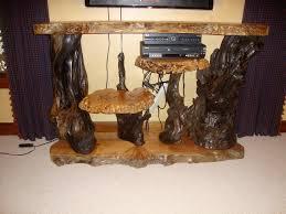 Natural Slab Dining Table Burl Furniture