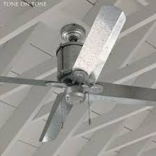 industrial style ceiling fan with light remarkable design ideas for galvanized ceiling fan industrial style