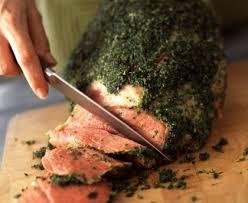 comment cuisiner un gigot d agneau gigot d agneau aux herbes recette de gigot d agneau aux herbes