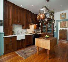 Oak Cabinet Kitchen Oak Cabinets Kitchen Contemporary With White Counters Modern Wall