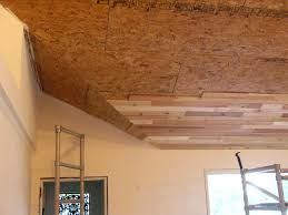 insulate finished basement ceiling rooms