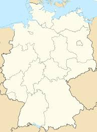 German States Map by