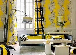 yellow livingroom bliack and yellow livingroom design picsdecor