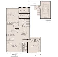 floor plans with dimensions floor plans encore townhomes
