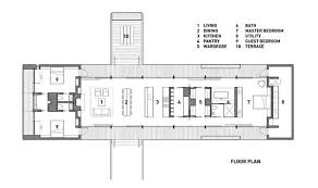 modern floor plan one floor modern house plans plush 7 1000 images about house plans