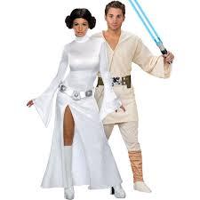 Halloween Costume Princess Leia Princess Leia Han Solo Star Wars Couples Costumes