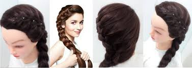 braided hairstyle for medium hair step by step 1000 images about