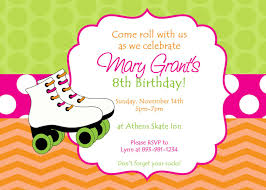 14th birthday party invitations skating party invitations party invitations templates