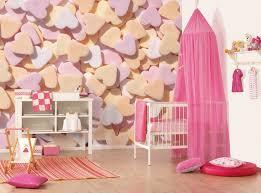 Cute Girls Bedroom Ideas Cute Purple Pink Theme Baby Girls Room - Baby girl bedroom design