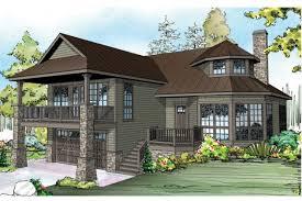 front sloping lot house plans architectures cape cod house plans cedar hill associated designs