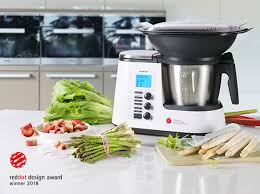 machine a cuisiner monsieur cuisine wins dot award pdd
